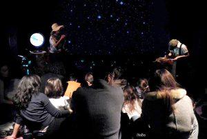 Racconti delle stelle | laboratorio di gioco-teatro e scrittura